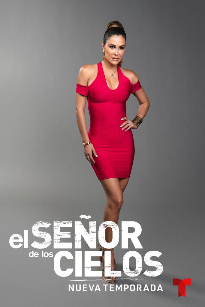 """Ninel Conde es María de los Angeles """"Evelina"""" López"""