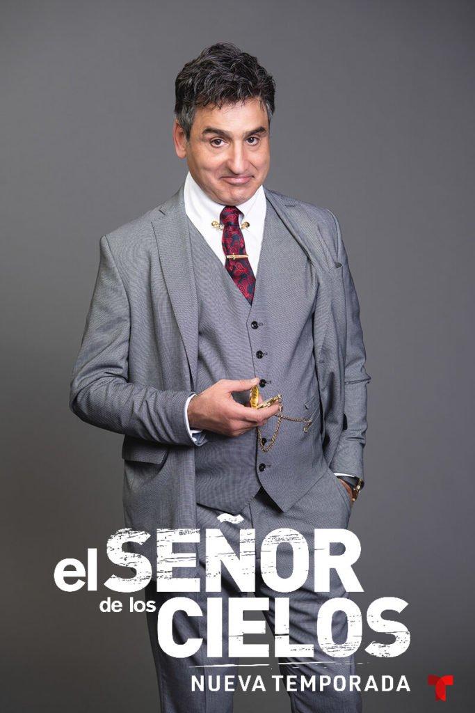 Robinsón Díaz es Pío José Valdivia