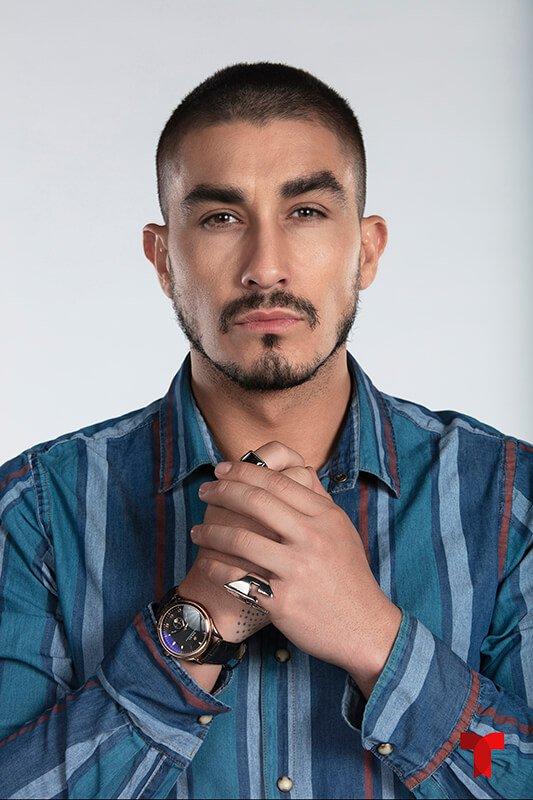 Emmanuel Orenday es Guerrero