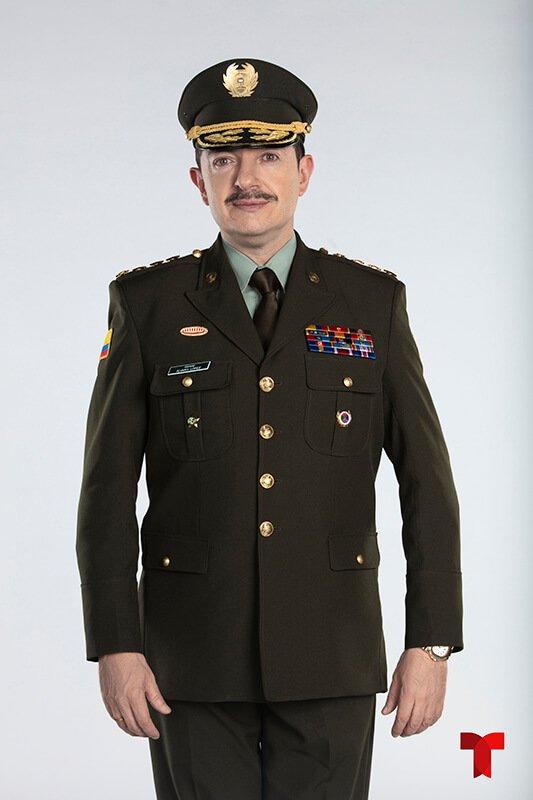 Ernesto Benjumea en Operación Pacífico
