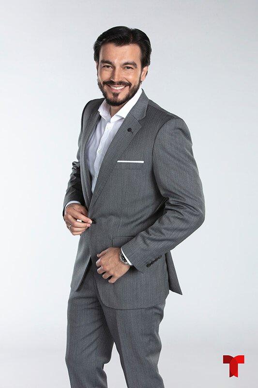 Luciano D'Alessandro es Jorge Camacho Operación Pacífico