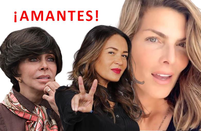 'Me cachó, me ahorcó': Yolanda Andrade engañó a Monserrat con Verónica Castro
