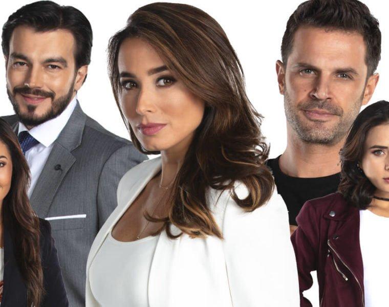 Operación Pacifico reparto elenco personajes actores