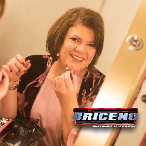 Carmenza Gonzalez es Lucía en la serie
