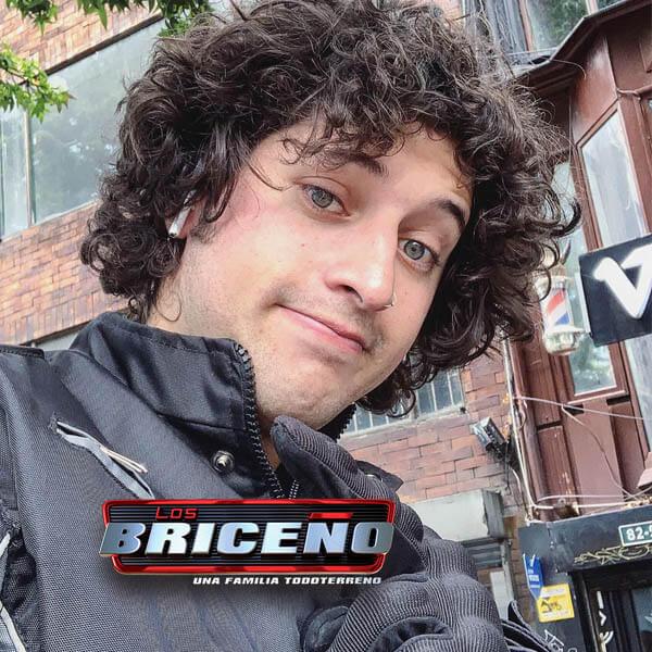 José Daniel Cristancho es 'Toronja' Los briceños