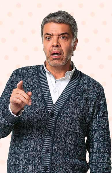 Luis Eduardo Arango es OCTAVIO VICTORIA