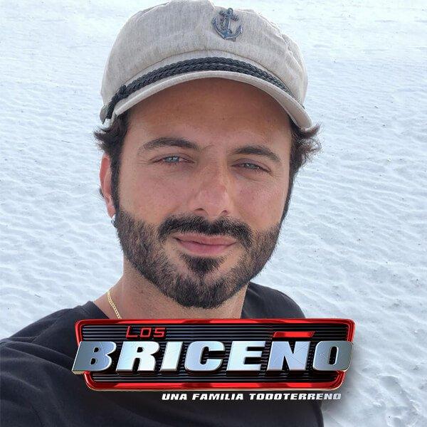 Mario Espitia es Samuel en Los Briceños