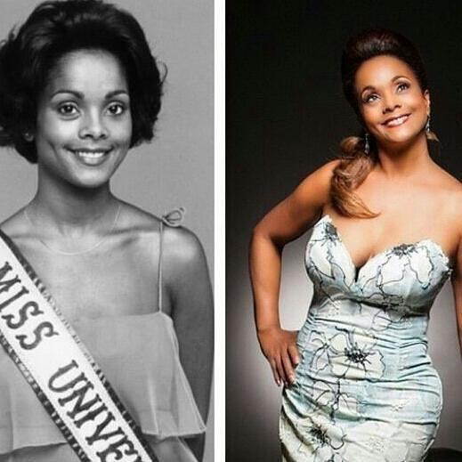 Mujeres de raza negra que ganaron Miss Universo