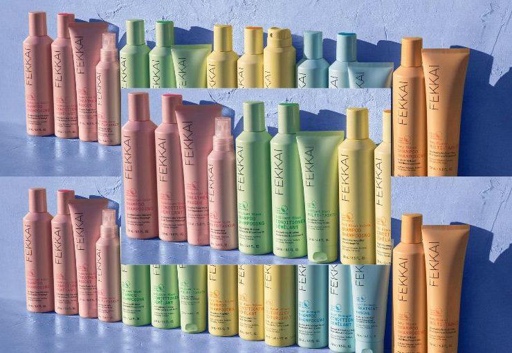Fekkai: la primera colección que cuida tu cabello y el medio ambiente