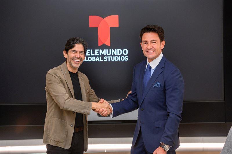 Fernando Colunga telemundo