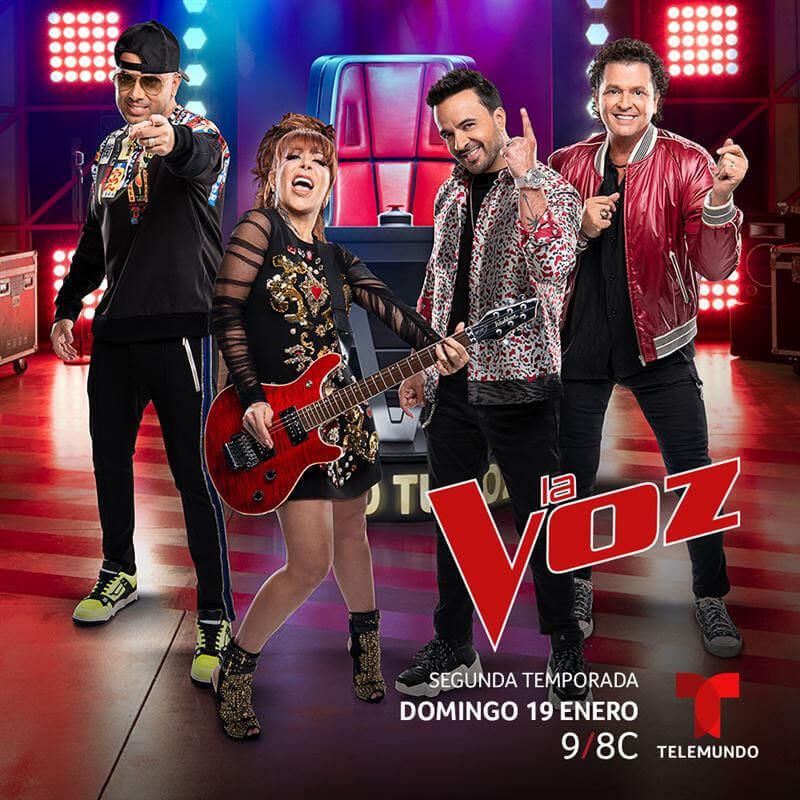 La Voz 2020 Telemundo