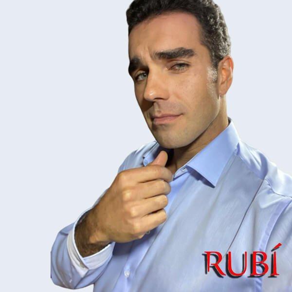 Marcus Ornella es Lucas Rubí 2020