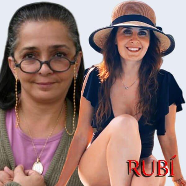 Mayrín Villanueva es Refugio Rubí 2020