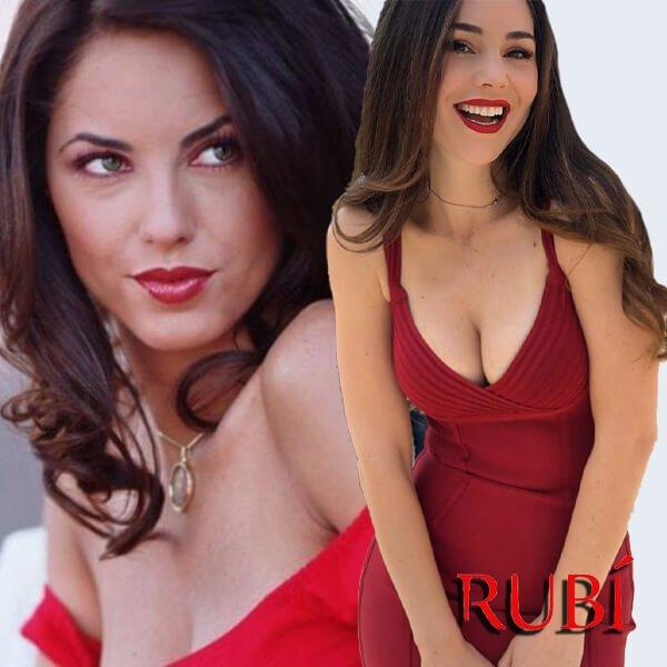 Camila Sodi es Rubí, la serie