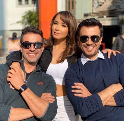¡La agarradita! de Mark Tacher y Luciano D' Alessandro a Majida Issa
