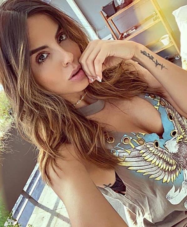 Giovanna Romo es Estrella Morales