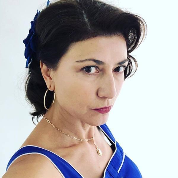 Leticia Huijara es Sol Morales