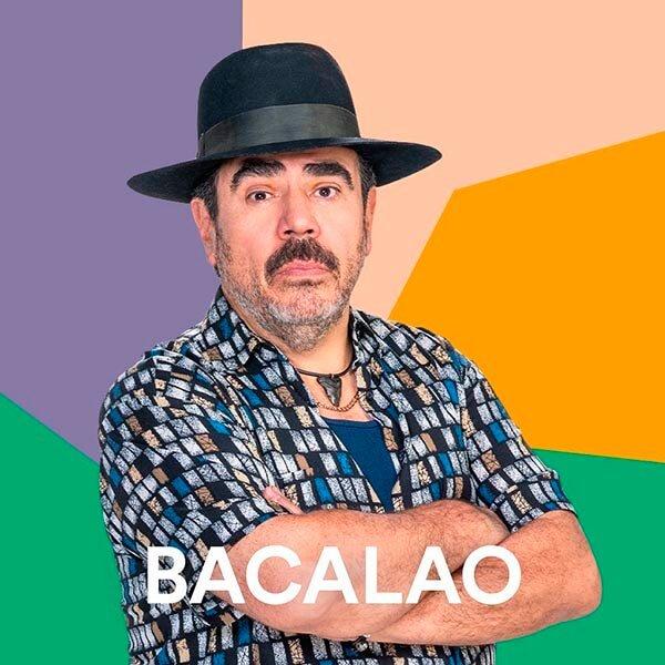 """Sergio Reynoso es """"El Bacalao"""" Félix Cortés"""