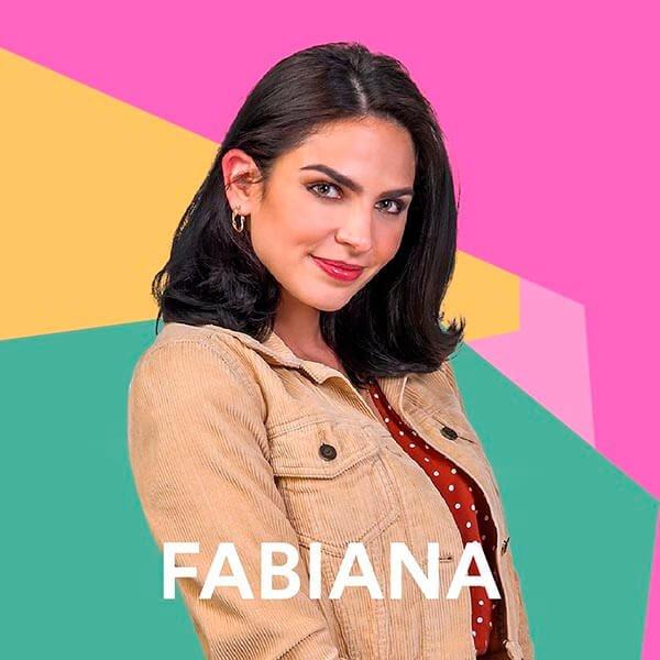 Estefanía Hinojosa es Fabiana Orozco Campos en como tu no hay 2