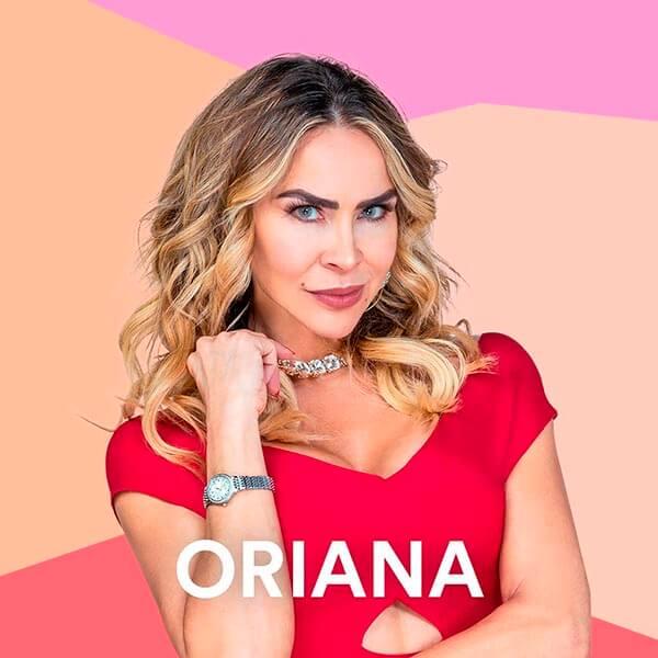 Aylín Mújica es Oriana Jasso