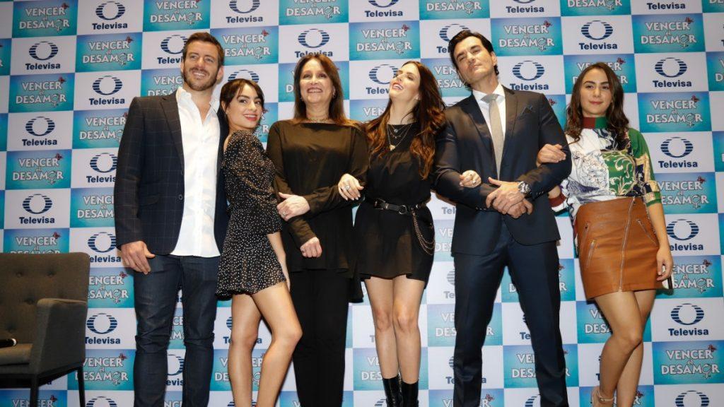 Televisa retomará las grabaciones de sus telenovelas