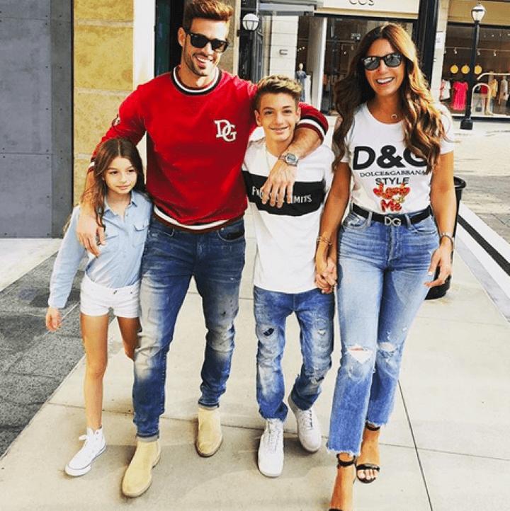 Elizabeth Gutiérrez defiende como fiera a su familia