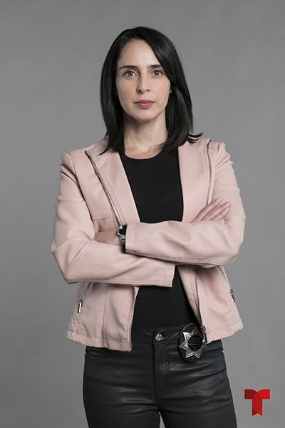 Irán Castillo es Carmen Govea en Enemigo intimo 2 serie telemundo