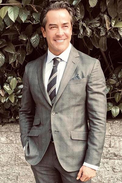 Jorge Gallegos es Alan Rodríguez enemigo intimo segunda temporada