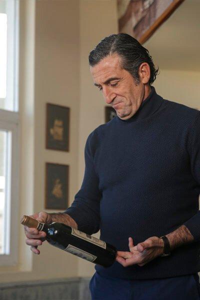 Luis Zahera es El Gallego serie enemigo intimo 2