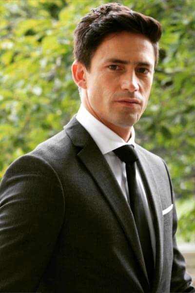 Tiago Correa es Diego Lozano enemigo intimo serie segunda temporada