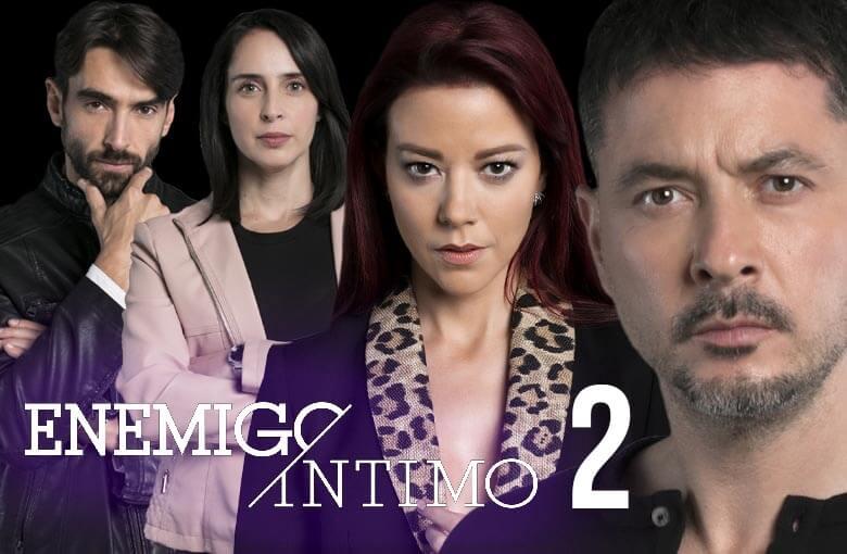 ENEMIGO ÍNTIMO 2: conoce el reparto y nuevos personajes de la ...