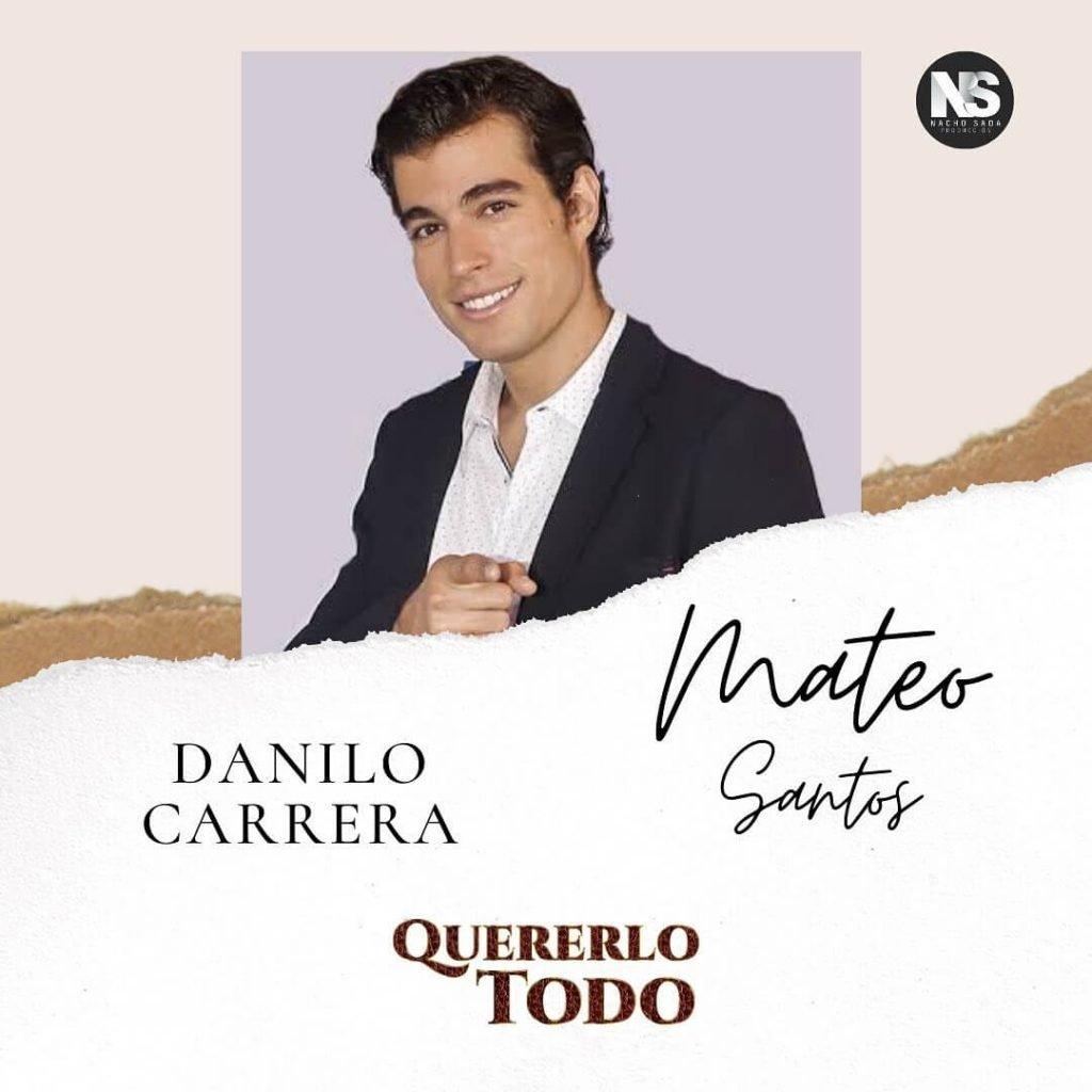 Quererlo todo: quién es quién en el nuevo dramático de Televisa