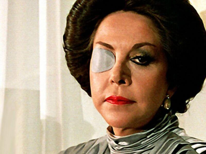 María Rubio como Catalina Creel en Cuna de Lobos