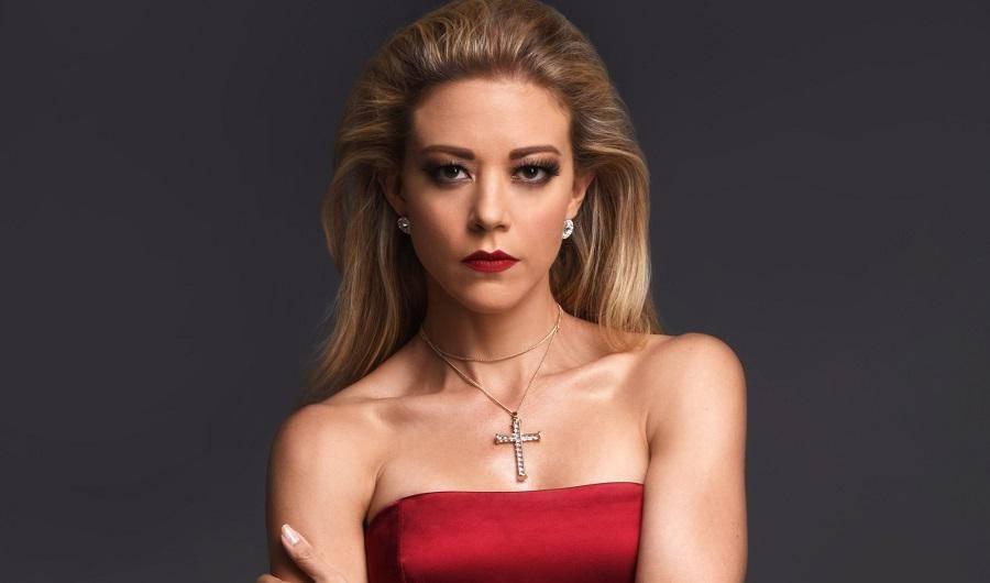 Fernanda Castillo como Mónica Robles en El Señor de los Cielos