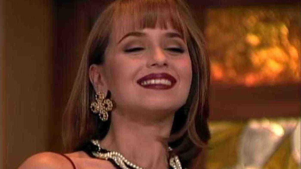 Gabriela Spanic como Paola Bracho en La Usurpadora