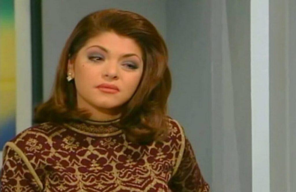 Itati Cantoral como la malvada Soraya Montenegro en María la del Barrio