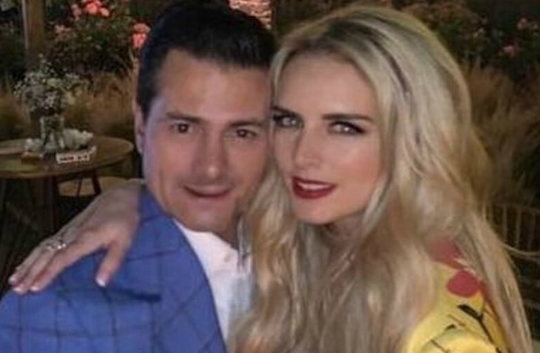 Tania Ruiz y Enrique Peña Nieto separación