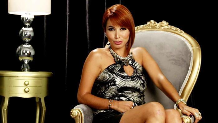 Majida Issa como Yesica Beltrán, alias La Diabla en Sin senos sí hay paraíso