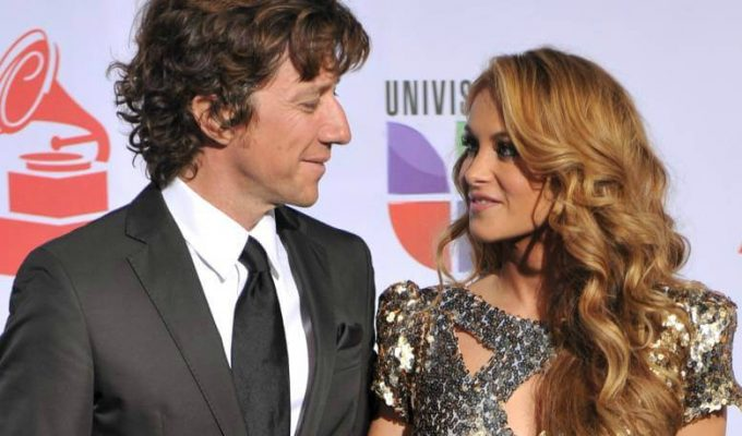 Colate y Paulina Rubio disputa legal