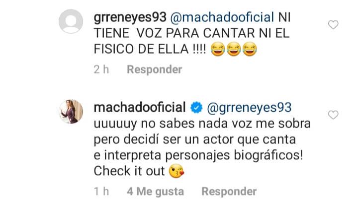 ¡Alicia Machado quiere ser Jenni Rivera!