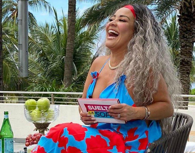 Carolina Sandoval podría haber salido del programa Suelta La Sopa