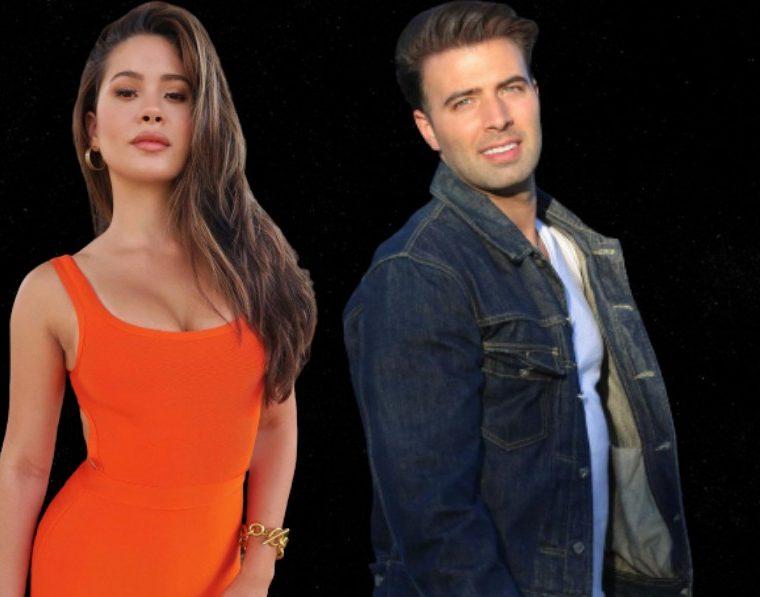 Jencarlos Canela confesó que está alejado de su novia Danna Hernandez por motivo de la pandemia