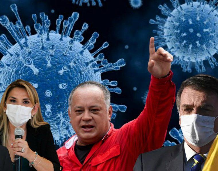 Algunas personalidades de la política y el deporte se han contagiado por coronavirus