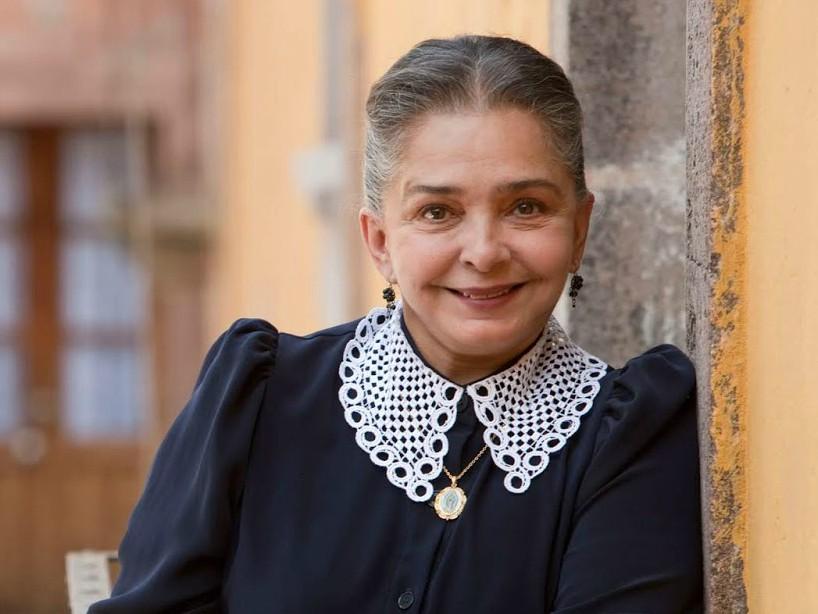 Ana Martín es Benita Garrido en Soy Tu Dueña
