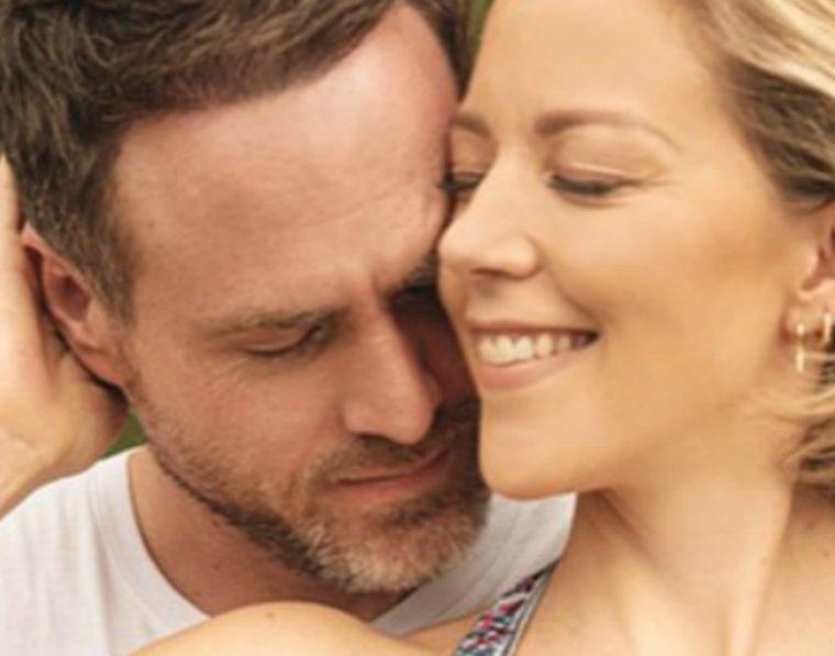 Fernanda Castillo y Erik Hayser serán padres