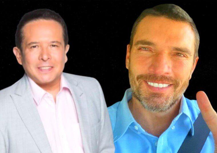 Gustavo Adolfo Infante y Julián Gil