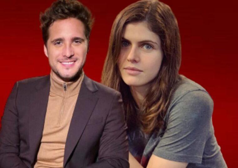 Diego Boneta y Alexandra podría estar junto