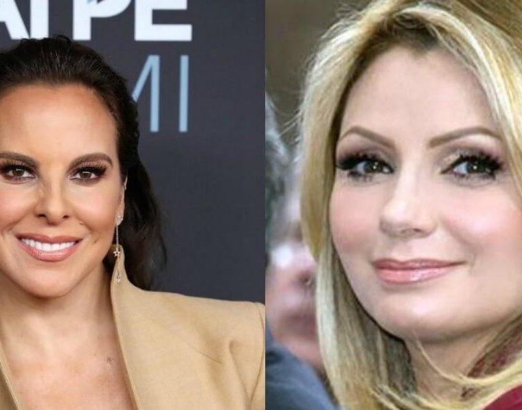 Kate del Castillo y Angélica Rivera