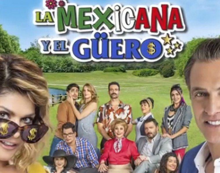 La Mexicana y el Güero