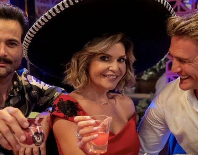 Adelanto de La mexicana y el guero